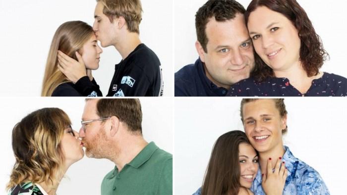 """SJIEK PORTRET. High school sweethearts: """"Het is niet mijn eerste verliefdheid, wel mijn eerste echte liefde"""""""
