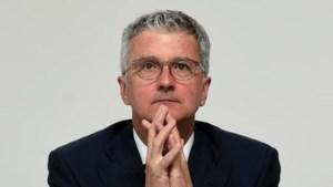 Topman Rupert Stadler van Audi aangehouden