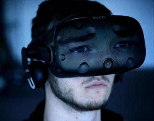 "Jeff Jacobs verbetert virtual reality: ""Twee jaar alles gegeven"""