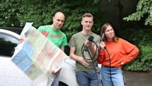 'De Inspecteur' rijdt elektrisch naar Frankrijk