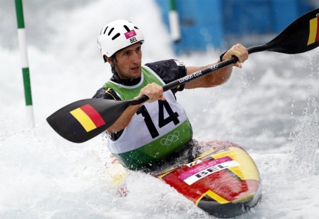 Mathieu Doby plaatst zich in K1 voor halve finale op World Cup II kano slalom