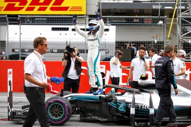 GP van Oostenrijk: startgrid