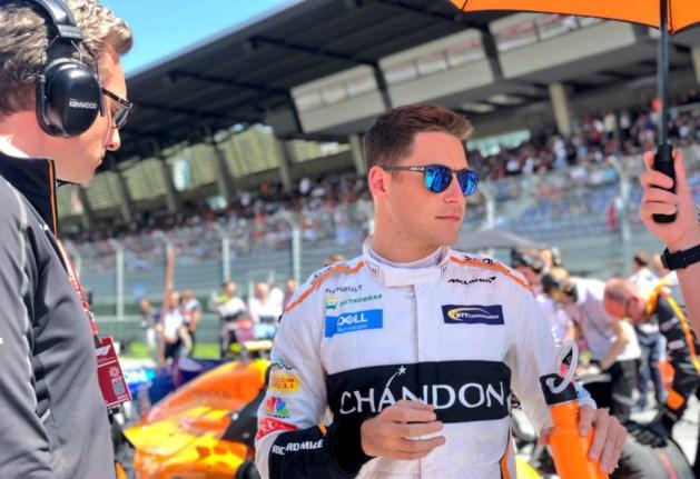 """Stoffel Vandoorne: """"Mijn race zat er in de derde bocht al op"""""""