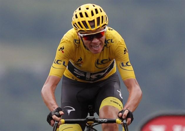 Sensatie: Chris Froome mag niet deelnemen aan Tour de France
