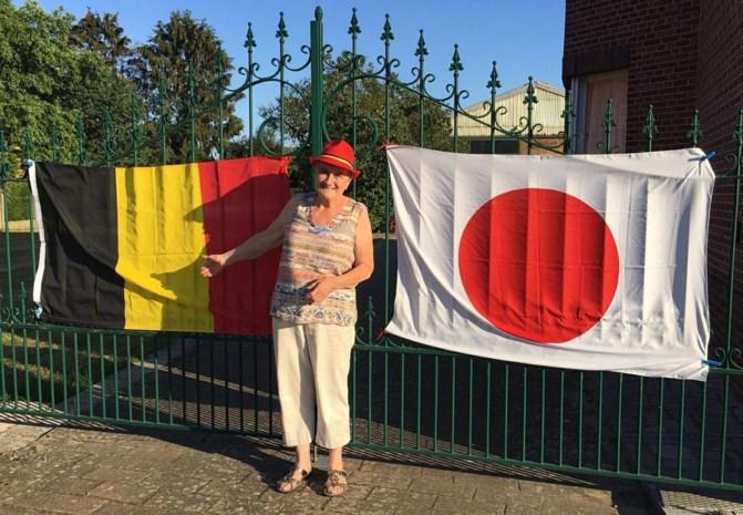 """Japanners in België en Belgen in Japan: Wie wint de match? """"Hopen op een stunt"""""""