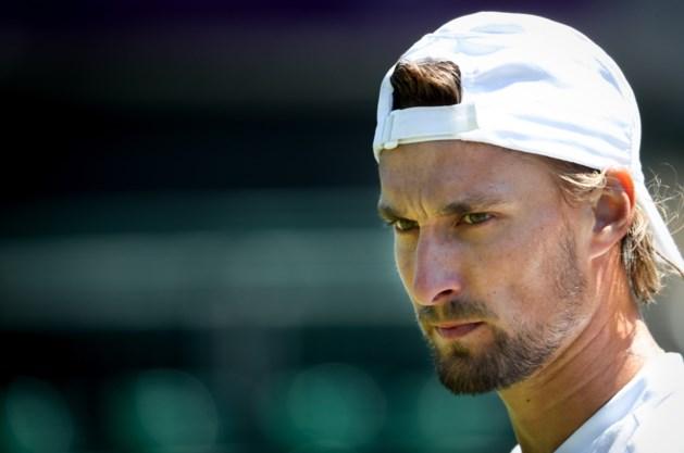 Ruben Bemelmans kijkt eerste duel op Wimbledon met vertrouwen tegemoet