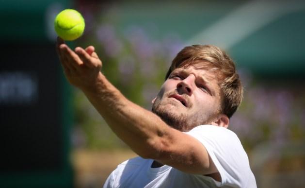 David Goffin begint als nummer 9 van de wereld aan Wimbledon