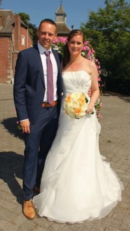 Sarah Appermont en Pieter Wouters