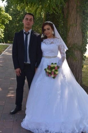 Nabil en Ilhan in Genk