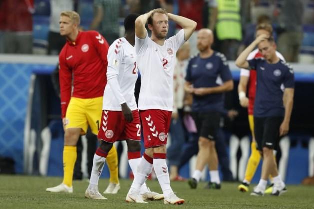 Uitschakeling komt hard aan: enkele Deense internationals kondigen hun afscheid aan