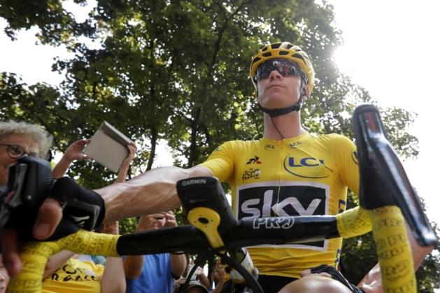 """Chris Froome mag starten in de Tour nu UCI hem volledig vrij pleit in salbutamolaffaire: """"Ik heb nooit getwijfeld"""""""