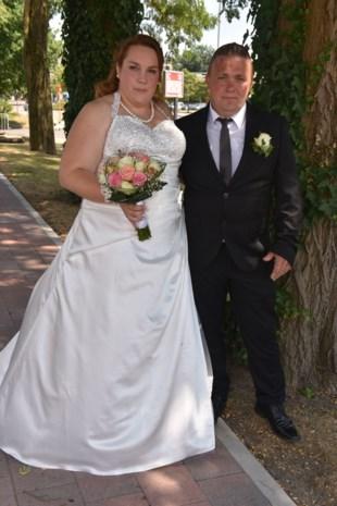 Peter en Tine in Genk