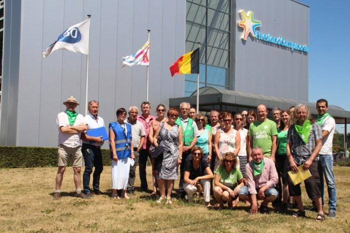 Actie bij FrieslandCampina Lummen: Boekhouders vrezen voor hun job