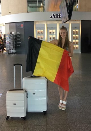 Iris Tuijaerts naar Athene voor Miss Tourism Planet 2018