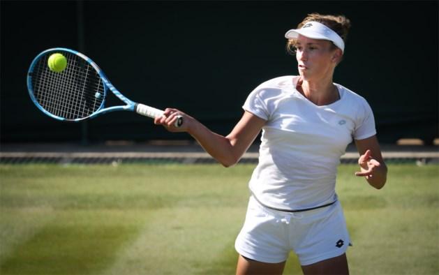 Elise Mertens houdt stand op WTA-ranking, Flipkens wipt over Van Uytvanck