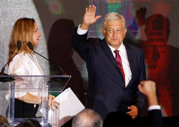 Stemmen bijna allemaal geteld: linkse kandidaat haalt absolute meerderheid in Mexico