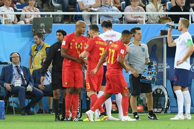 Kompany start in match tegen Japan