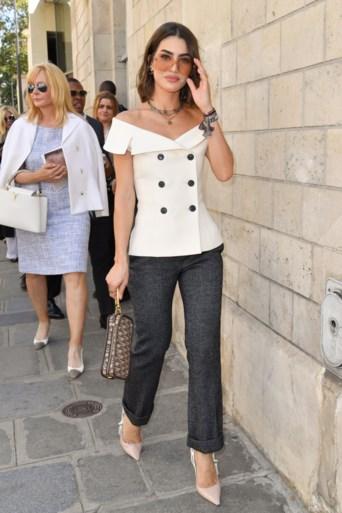 Elegant gekleed tijdens warme dagen: zo doen ze dat in Parijs