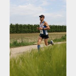 """Chris Wouters, """"the one man army"""" van het Maes SQM Running Team"""