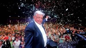 Lopez 'AMLO' Obrador president: ook Mexicanen eisen politieke verandering
