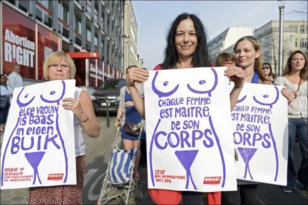 Meerderheidspartijen willen abortus uit strafrecht halen