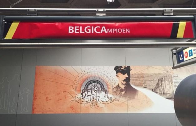 Brusselse metrostations krijgen Duivelse namen na fabuleuze comeback tegen Japan