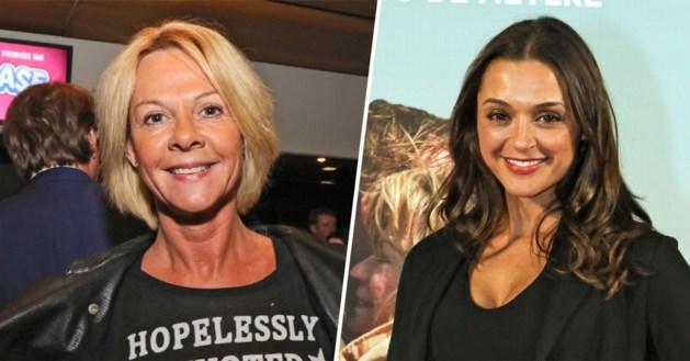 Joe-stem Alexandra Potvin (52) en actrice Anke De Ridder (38) vinden de liefde bij elkaar
