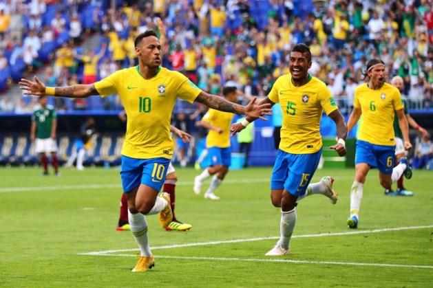 Brazilianen swingden nog niet op dit WK maar deze records zijn genoeg om Rode Duivels te verontrusten