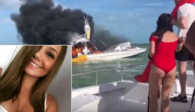 """Danseres kritiek na explosie: """"Stefanie weet niet dat ze haar beide benen kwijt is"""""""
