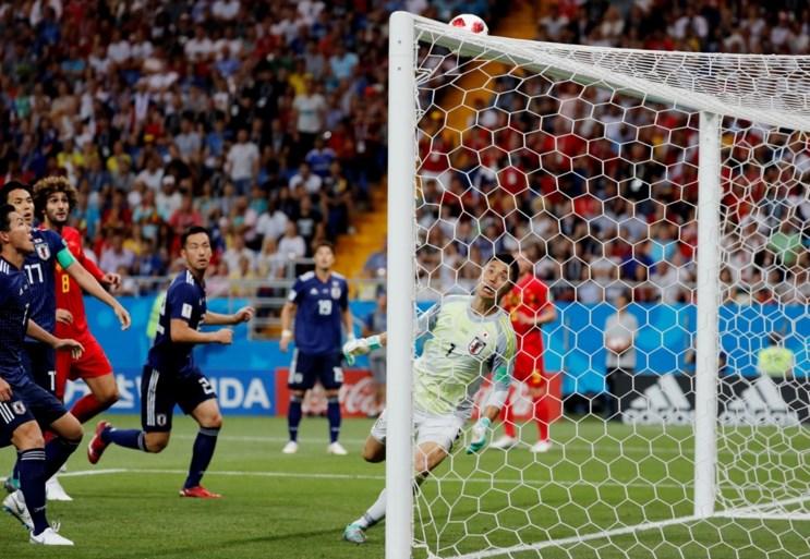 Vertonghen heeft met zijn doelpunt een uniek WK-record te pakken
