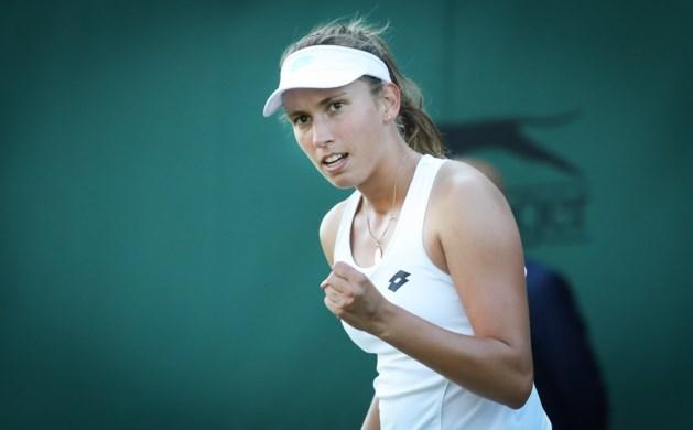 Zes (!) Belgen komen vandaag in actie op Wimbledon