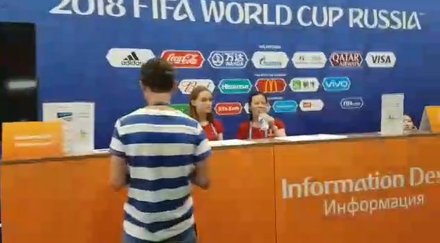 Een exclusieve blik achter de schermen van het Media Center op het WK
