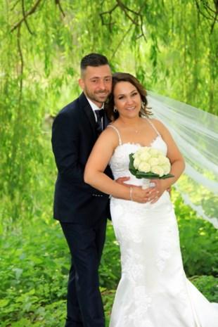 Giuseppe en Nathalie in Lanaken