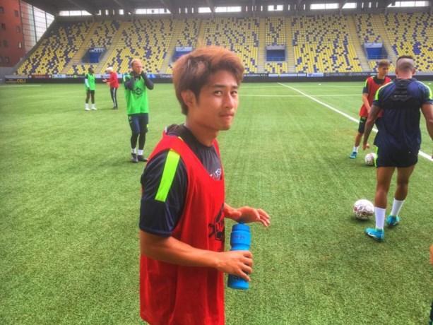 STVV verwelkomt Japanner Takahiro Sekine