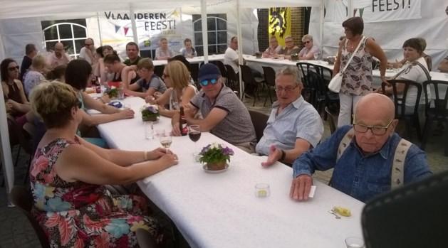 Vijftien jaar feest in Riethoekstraat