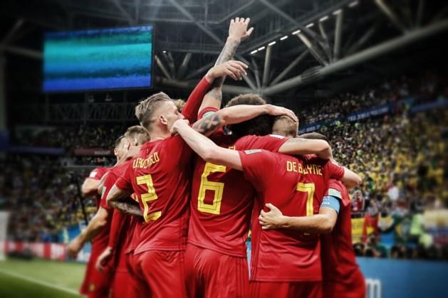 Deze Rode Duivels starten vanavond tegen Frankrijk