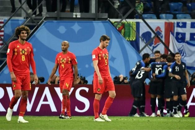 Gegokt, gevochten maar verloren: één onoplettendheid kost de Rode Duivels historische WK-finale