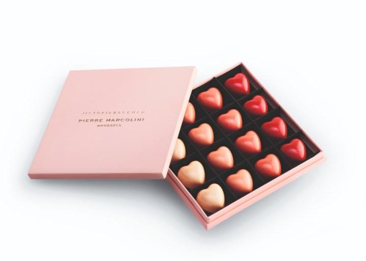 Victoria Beckham viert verjaardag met Belgische chocolade