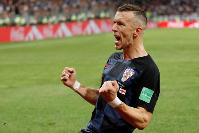 Perisic en Mandžukic bezorgen Kroaten finaleplaats na epische tweede helft en verlengingen