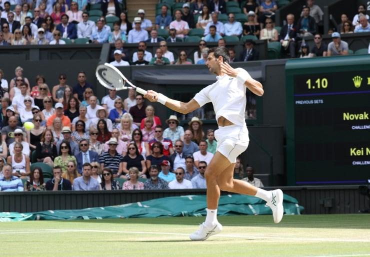 WIMBLEDON. Federer uitgeschakeld na thriller en 11-13, Djokovic en ook Nadal staan in halve finales