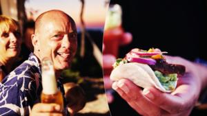 Dit is de celebritychef van Ibiza - en hij maakt zijn favoriete taco's