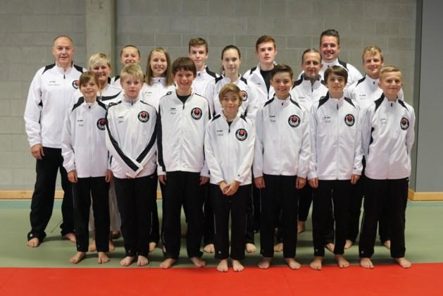 Karateclub KCAR naar EK in Portugal