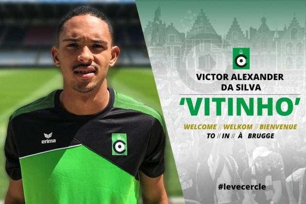 Cercle Brugge strikt Braziliaan Vitinho