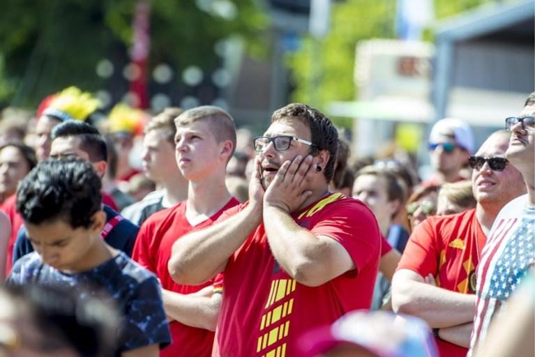 IN BEELD. Limburg feest na bronzen medaille van Rode Duivels