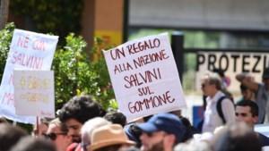 Italiaanse premier slaagt erin vluchtelingen te plaatsen in andere lidstaten EU