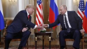Trump gaat niet in tegen Poetin