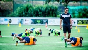 Coach Vanhoudt kiest voor rustige opbouw