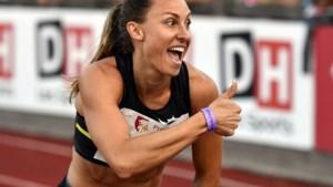 Hordeloopster Eline Berings gaat op zoek naar Belgisch record tijdens Diamond League Monaco
