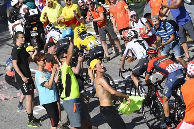 Tourdirecteur Prudhomme wijst UCI met de vinger voor chaos op Alpe d'Huez