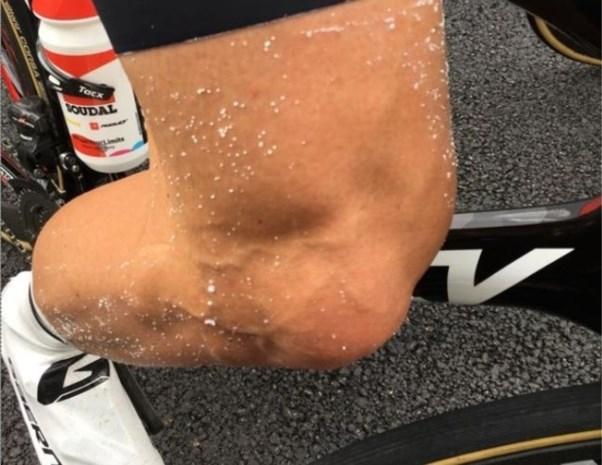 Speedgel op benen: 1 seconde winst per kilometer voor tijdrijders